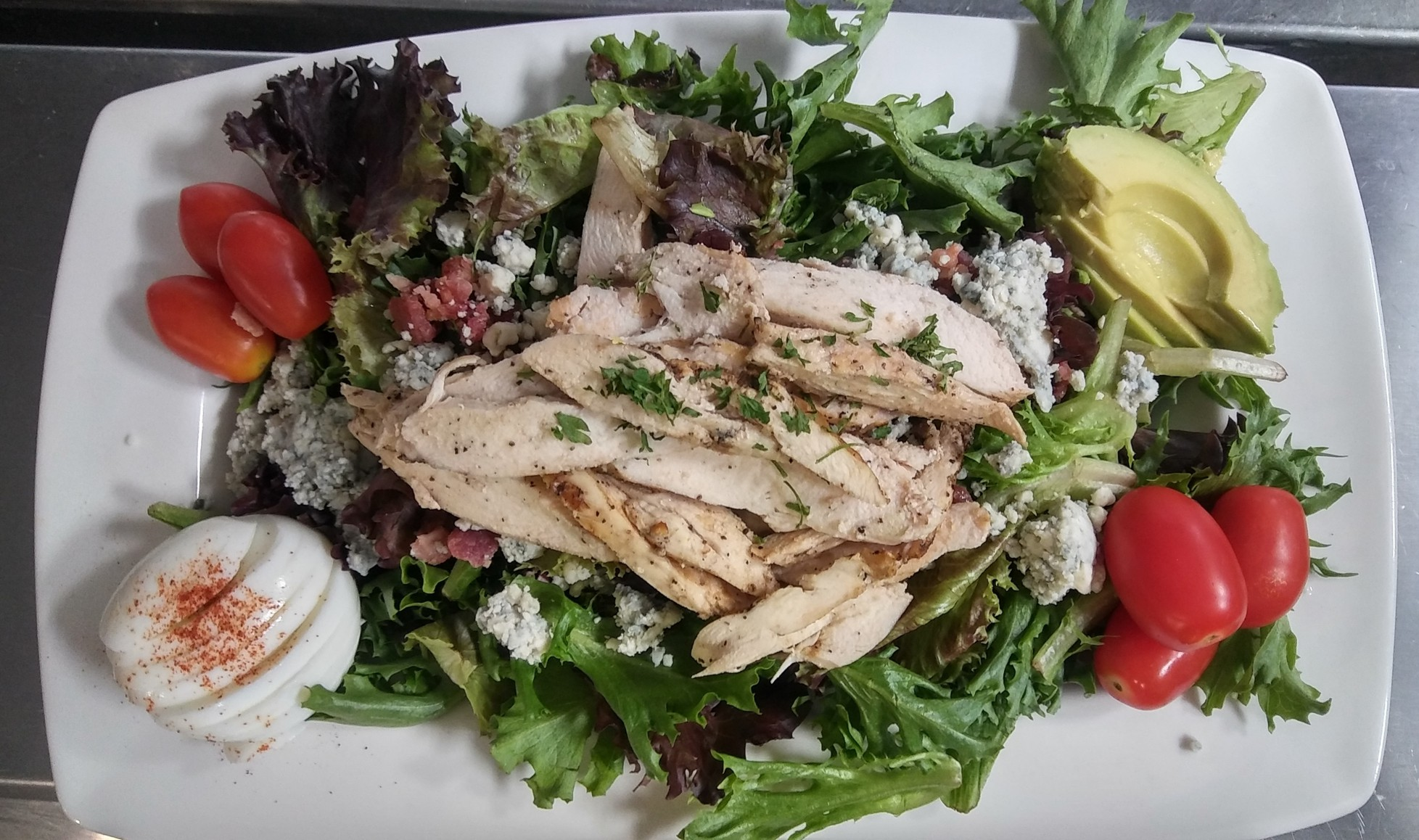 cobb salad grape st lunch special resized